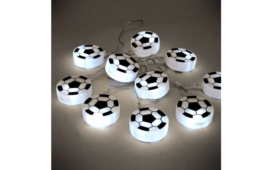 Football String Lights Boys Night Lights Boys Bedroom
