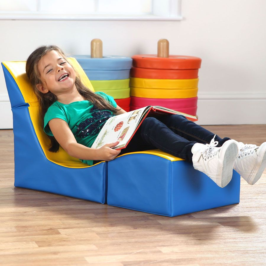 Ergo Vari Seat Single Sensory Lounger Childrens Lounger