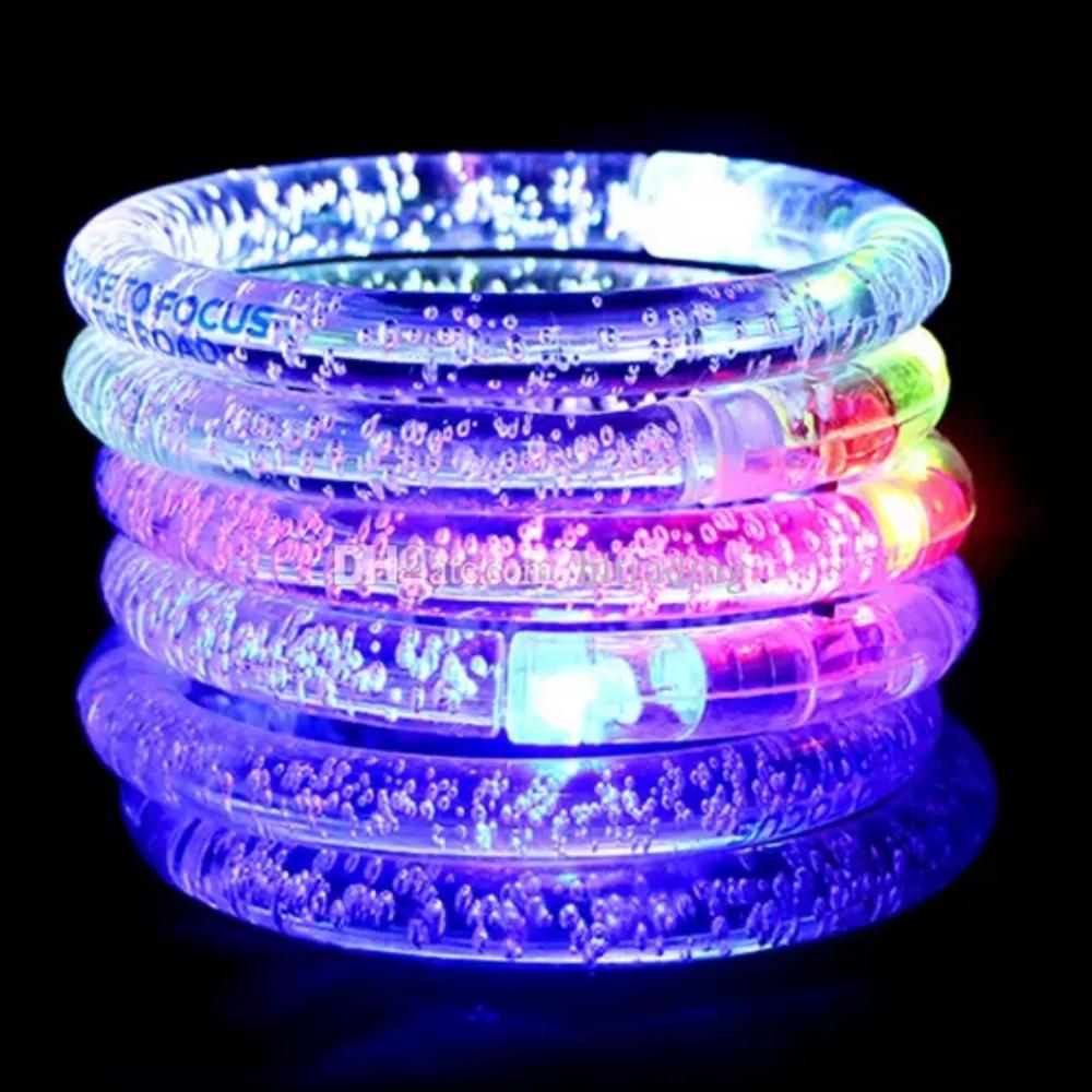 Fibre Optic Flashing Bracelet Sensory Bracelet Autism