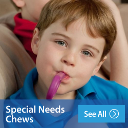 special needs chew toys