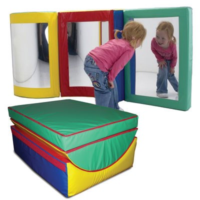 Special needs mirrors sensory mirrors special needs for Kids room mirror