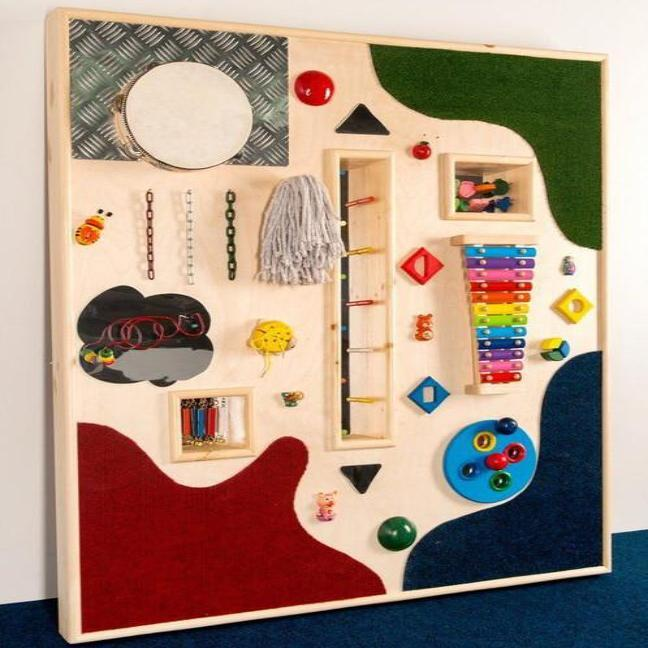 Wall Panel Spacekraft discount coupon sensory sound toy Tactile
