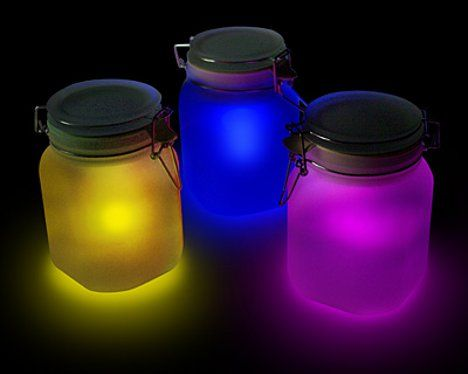 Aurora Light Jar,Sensory lighting,sensory lights,battery powered sensory lights,mains powered sensory lights,garden sensory lights