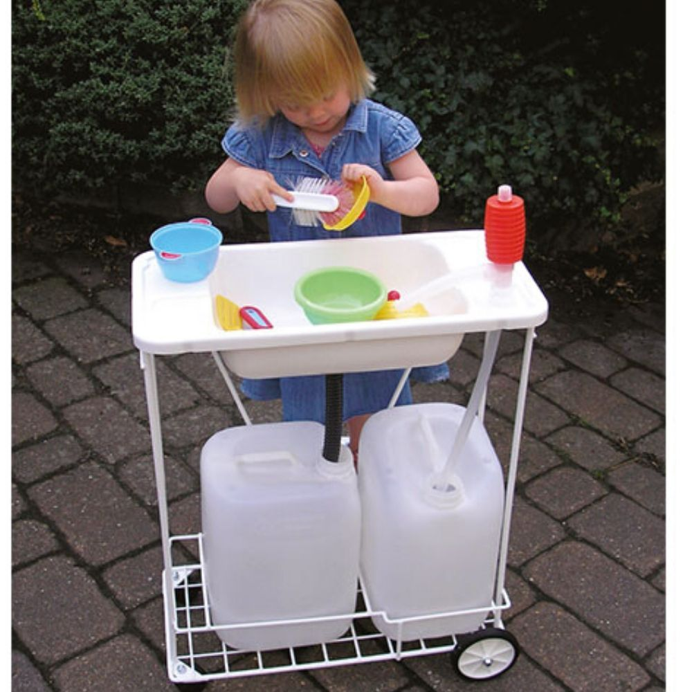 Surprising Mobile Sink Unit Outdoor Water Play Outdoor Water Play Toys Outdoor Messy Play Pretend Play Sink And Dishwasher Pretend Play School Ideas Nursery Download Free Architecture Designs Momecebritishbridgeorg
