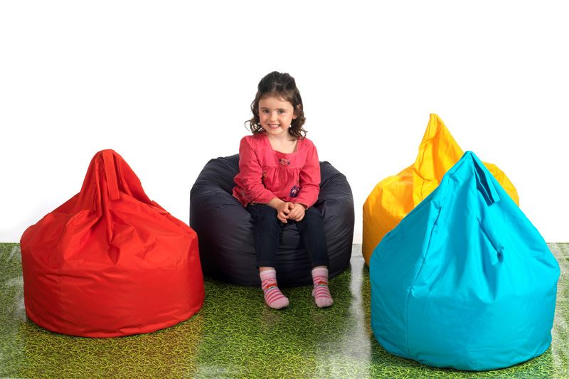 Outdoor Beanbags Pack Of 4 Beanbag