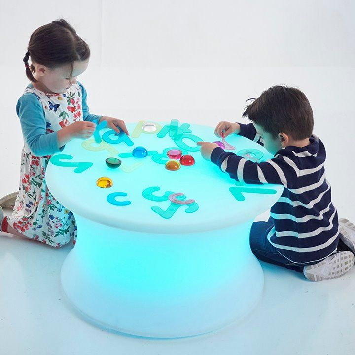 Pleasing Sensory Mood Light Table Sensory Glow Co Uk Sensory Lighting Light Up Furniture Sensory Light Up Led Furniture Download Free Architecture Designs Scobabritishbridgeorg