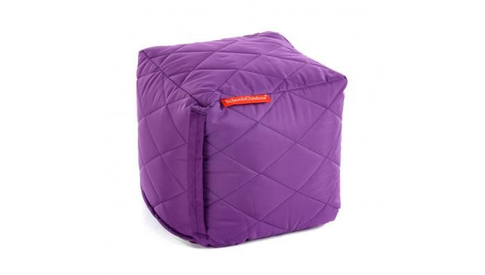Small Quilted Bean Bag Cubes Set Of 6 Childrens Quilted