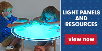 sensory light panel,sensory light panel resources,light panel,a2 light panel,a3 light panel